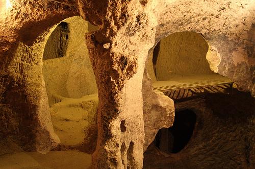 Ciudades subterraneas